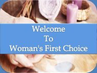 Obstetrical Services Pasadena CA