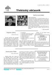 Třebízský občasník 2014/1