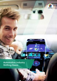 Automotive Industry Shifting Gears