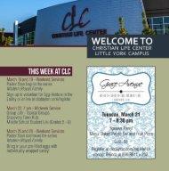 CLC Bulletin - March 18 & 19