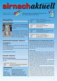 Sammeldatum: Dienstag, 14. September 2010 bis und mit