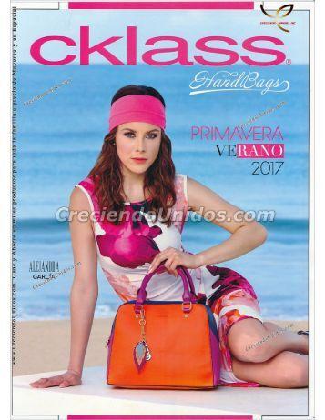 #567 Cklass Hand Bags Bolsos Primavera Verano 2017