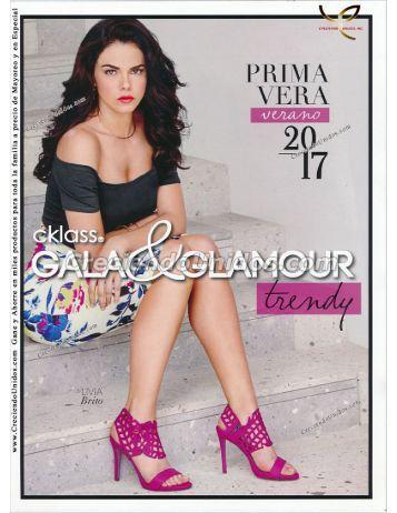 #568 Cklass Gala y Glamour Ropa y Calzado para Dama Primavera Verano 2017
