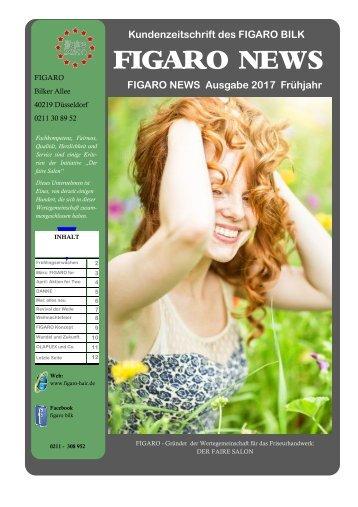 Figaro Salonzeitung 03/2017