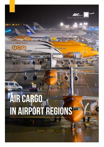 AIR CARGO IN AIRPORT REGIONS