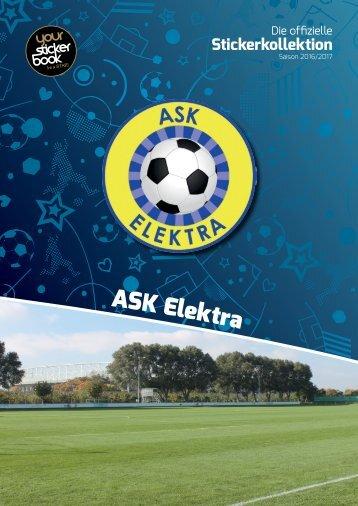 YourStickerBook-Stickeralbum | Club:  ASK Elektra