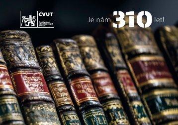 ČVUT v Praze: Je nám 310 let