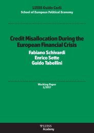 Credit Misallocation During the European Financial Crisis