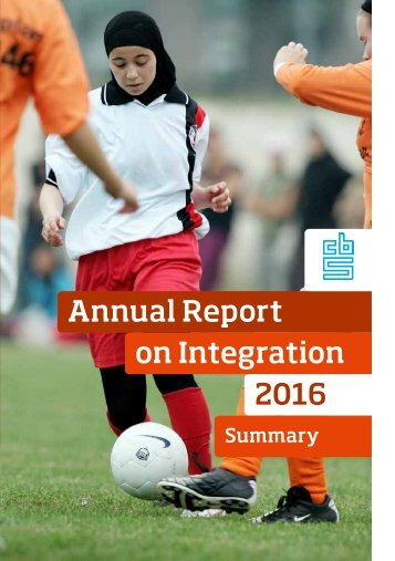 Annual Report on Integration 2016