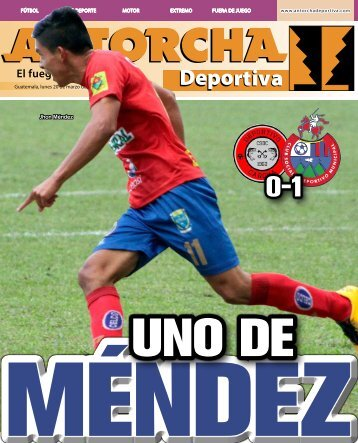 Antorcha Deportiva 256