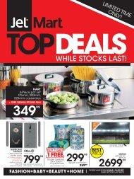 17270 Jet Mart Top Deals General Merch TW52 Catalogue WIP4