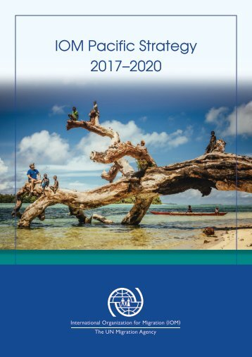 IOM Pacific Strategy 2017–2020