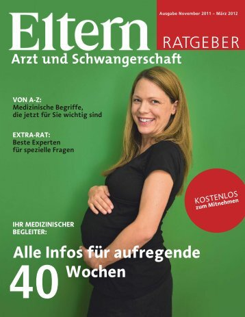 Ihr Schwangerschafts-Lexikon - Eltern.de