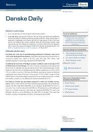 Danske Daily