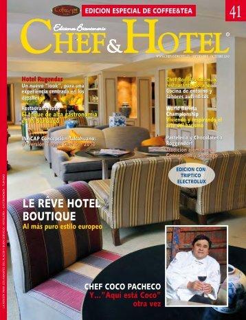 """La """"World Barista Championship"""" - Chef & Hotel"""