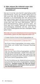 Arbeitnehmerveranlagung 2011 - AK - Salzburg - Seite 4