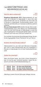 Arbeitnehmerveranlagung 2011 - AK - Salzburg - Seite 6