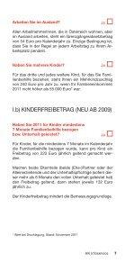 Arbeitnehmerveranlagung 2011 - AK - Salzburg - Seite 7