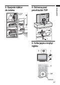 Sony KDL-20S4000 - KDL-20S4000 Istruzioni per l'uso Slovacco - Page 5