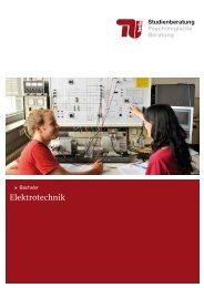 2012-02-22 Elektrotechnik - Allgemeine Studienberatung an der TU ...