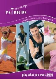 play what you want 2010 - gotennis - Erfolgreicher Tennis spielen