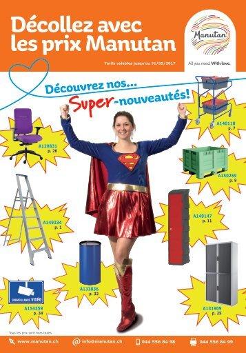 Super-nouveautés