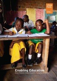 Enabling Education