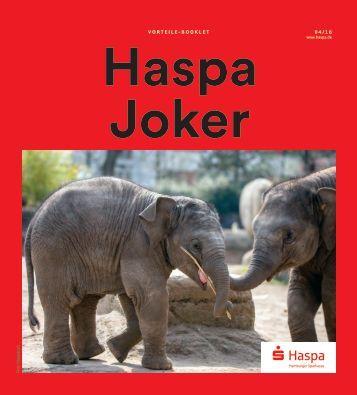 Haspa Joker 01/17