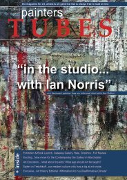 painters TUBES magazine. Free to Read issue 1