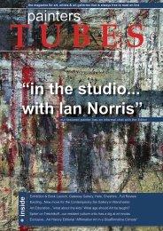 painters TUBES magazine. issue #1