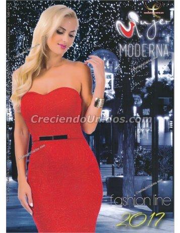 #556 Catálogo Mujer Moderna Ropa, Fajas y Accesorios para Mujer