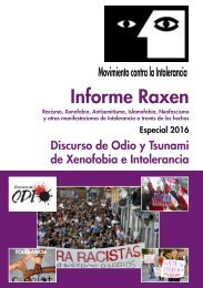 Informe Raxen