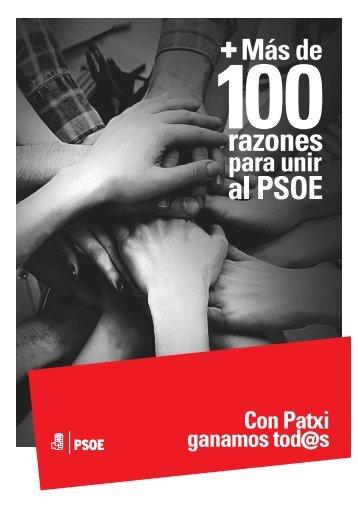 CON PATXI GANAMOS TODOS Y TODAS