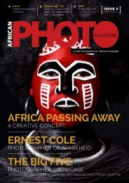 African Photo Magazine Issue #5