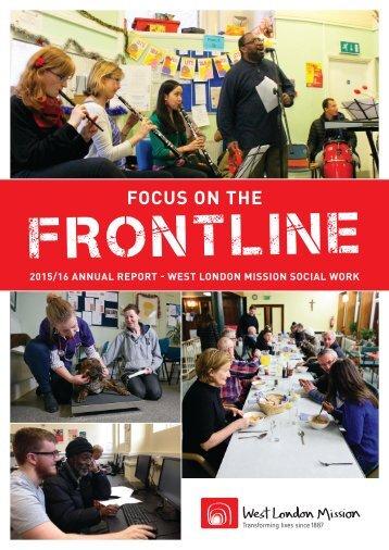WLM Annual Report 2015-2016