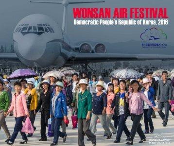 Wonsan Air Festival