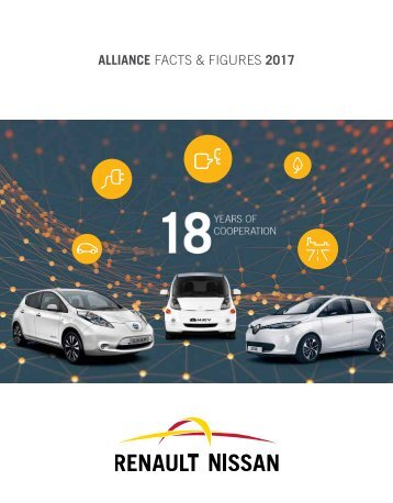 ALLIANCE FACTS & FIGURES 2017