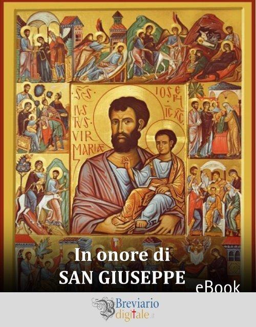 In onore di SAN GIUSEPPE eBook