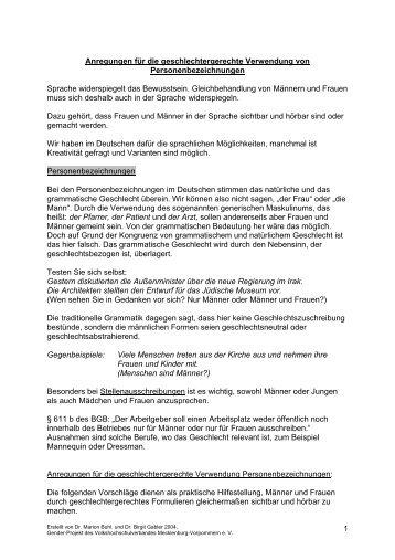 Zum Arbeitsmaterial - Volkshochschulverband Mecklenburg ...