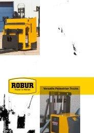 Robur  Brochure 2017