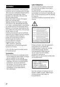 Sony BDV-N9200W - BDV-N9200W Guide de référence Suédois - Page 2