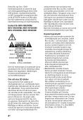 Sony BDV-N9200W - BDV-N9200W Guide de référence Suédois - Page 4