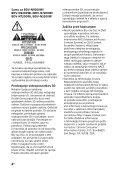Sony BDV-N9200W - BDV-N9200W Guide de référence Slovénien - Page 4