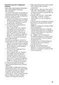 Sony BDV-N9200W - BDV-N9200W Guide de référence Slovénien - Page 5