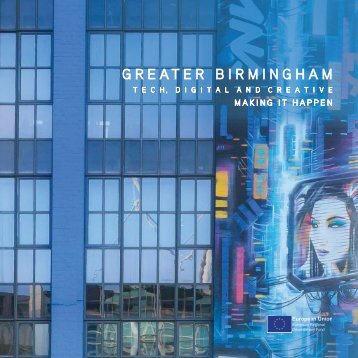 Greater Birmingham TECH brochure 2017
