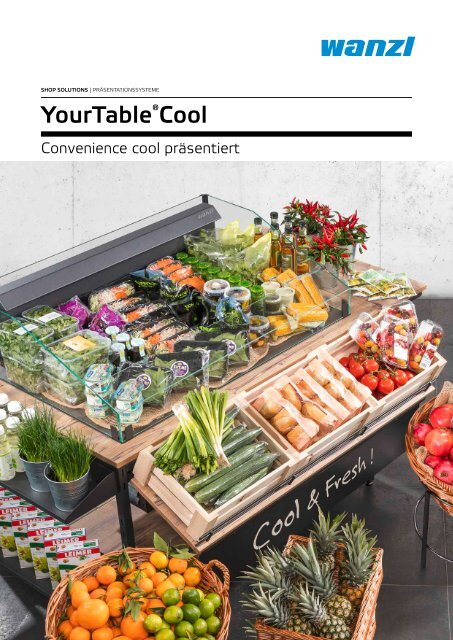 YourTable Cool