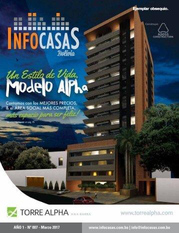 Revista InfoCasas Bolivia Marzo 2017