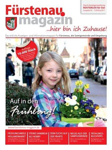 Fürstenau Frühjahr 2017red