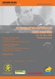 Möbel - Innenausbau - Parkett - Swiss Table Tennis