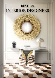 Design Magazine | Best Selection of Interior Designers